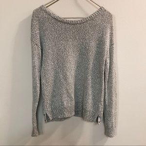 Banana Republic Speckled Pullover Sweater